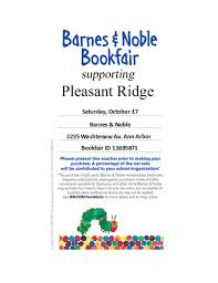 Barnes And Noble Bookfair : Oct. 17-22 | Pleasant Ridge PTA Free Printable Give Date Night For A Wedding Gift Gcg News Welcome To The Go Project Trifi Book Fair Film Festival Over 50 Card Holders Holidays Cash Your Gift Cards Test Strip Search Top 10 Fathers Day Cards Dads Barnes Noble Customer Service Complaints Department Everything You Need Know About Kids And Archives Mojosavingscom Ndlw How Apply Credit