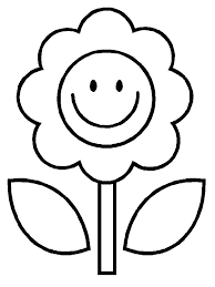 Flower Color Page 5 25 Best Ideas About Coloring Pages On Pinterest