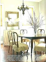 Kitchen Chair Covers Slipcovers Vinyl Seat For Dining Room Chairs