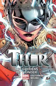 Thor The Goddess Of Thunder