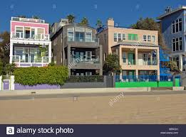 100 Beach Houses Gold Coast Santa Monica CA Beach Bay City Gold Coast House North Of The Santa