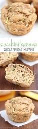 Panera Bread Pumpkin Muffin Calories by Whole Wheat Zucchini Banana Muffins Amy U0027s Healthy Baking
