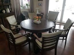 stühle polsterstuhl 6 stück esszimmer antik