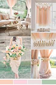 Ideas About 2018 Wedding Colors