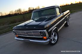 100 1969 Ford Truck For Sale F100 Thunders Build Photos And Videos V8TV