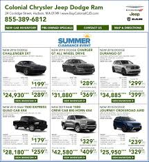 Colonial Dodge Ram New Car & Truck Specials | Boston.com Ram Truck Month Event 1500 Youtube Used 2017 Outdoorsman500 Rebate Internet Sale For Sale In Ram 2500 For In Paris Tx At James Hodge Motors Dodge Rebates And Incentives 2016 Lovely The 3500 Is Unique Prices Allnew 2019 Trucks Canada Hoblit Chrysler Jeep Srt New Deals Lease Offers Specials Denver Center 104th Sonju Browse Brands Most Recent Pickup Are On Lebanon Tennessee