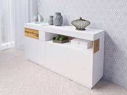 sideboard wohnzimmer anbauwand schrank weiß hochglanz votaneiche neu 71373667 ceres webshop