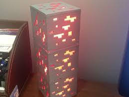 Minecraft Redstone Glowstone Lamp by 25 Unique Minecraft Redstone Lamp Ideas On Pinterest Wood House