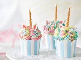 Magische Einhorn Cupcakes Einfach Selber Machen