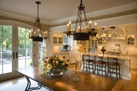 Laura Lee Designs Wrought Iron Chandeliers