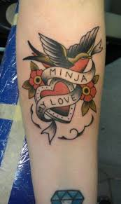 Adorable Ideas Of Tattoos With Kids Names0361