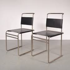 2 X Dining Chair By Marcel Breuer For Tecta, 1930s | #40087 1970s Vintage Marcel Breuer Cesca Style Chairs A Pair Set Of 4 Ding By Paxton Upholstered Cream And Nutmeg 2 Knoll Intertional Laccio Table 5 Ding Chairs For Gavina Italy 1996 State Breuerstyle Chair In Chocolate What A Room Two Toned Hide Contemporary Pretty Old X Chair Tecta 1930s 40087