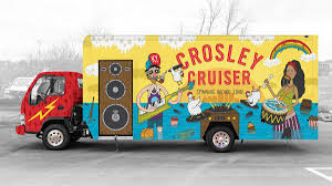 100 Crosley Truck Radio Is Building A Mobile Record Store For