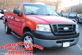 100 2006 Ford Truck Used F150 For Sale At Ramsey Corp VIN 1FTRF12256NB27297