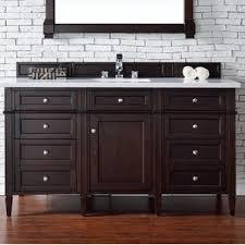 46 Inch Bathroom Vanity Without Top by Narrow Depth Bathroom Vanity Wayfair
