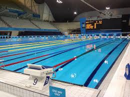 Can You Swim In The Olympic Pool London Hd Wallpaper