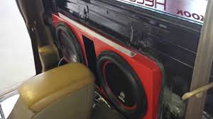 Blow Thru Box Installed In The Taco Roof Flex - YouTube Universal Regular Standard Cab Truck Harmony R104 Single 10 Sub Box Alpine Inch 1000 Watt Loaded Ported Subwoofer Enclosure Buy Bass Package With By Ct Custom Fitting Car And Boxes Imc Audio Mdf Car Audio Dual Sealed Reg Kicker 40tcws104 Box Dub2100a 200 Amp Chevy Silverado 9906 Ext Dual 12 12inch Enclosures Singsealed New W Toyota Tacoma 0515 Double