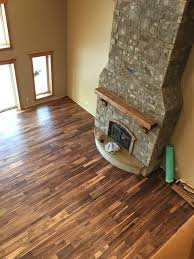Armstrong Ceiling Tile Distributors Cleveland Ohio by Beautiful Acacia Wood Floors Offers Contrast And Texture