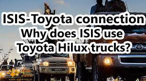 ISIS-Toyota Connection, Why Does ISIS Use Toyota Hilux Trucks? - YouTube Use Vintage Views 1952 Chevrolet C3100 Barn Finds Pinterest Blog Barrow Green Gas Alfacam To Use Trucks For World Cup Broadcast Tata Motors Showcases 3 New Municipal Teambhp The Epa Just Undid Scott Pruitts Loophole Dirty Glider For Modern Farming Todays Most Trucks 1955 Chevy Truck Technology Inconvient Why Should The Left Lane Youtube New York Port Will Appoiments Battle Cgestion Wsj Beyond Driverless Cars Autonomous And Industrial Fedex Orders 20 Tesla Semi Electric In Its Freight Motiv Garbage Chicago Reduce Costs 10