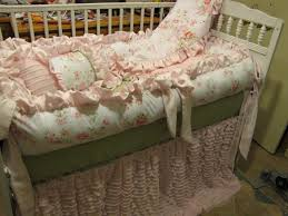 Simply Shabby Chic Bedding by Nursery Beddings Baby Shabby Chic Crib Bedding Together