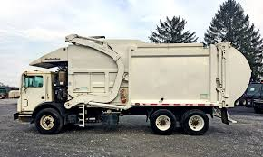 Garbage Trucks: Front End Garbage Trucks For Sale