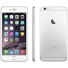 Amazon Apple iPhone 6 Plus 16 GB Unlocked Silver Cell