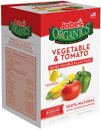 Natural Fertilizer For Pumpkins by Amazon Com Jobe U0027s Organics Vegetable U0026 Tomato Fertilizer 3 1 2