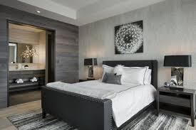 chambre design gris chambre à coucher adulte 127 idées de designs modernes tapis