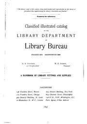 library bureau publisher library bureau open library