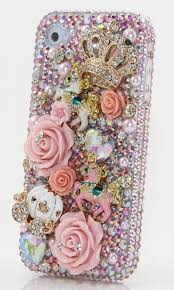 Fairytale Princess Design bling case made for iPhone 5 5S we can design this