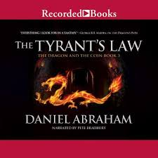 The Tyrants Law Audiobook Cover Art