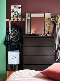 stauraum mit stil im schlafzimmer ikea
