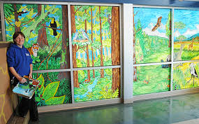 Well Be Looking At Pictures Of Real Rainforests In Class But Here Are Some Rainforest Classrooms To Inspire Us
