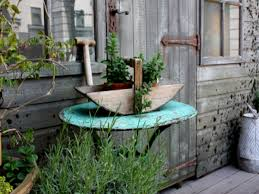 Rustic Garden Decor Visual Designs And Ideas 2017 Images Bold