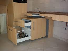 stratifié pour cuisine cuisine pour personnes à mobilité réduite