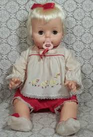Vintage 1965 DELUXE READING BABY BOO DOLL 21