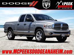 Pre-Owned 2007 Dodge Ram 1500 SLT Crew Cab Pickup In Anaheim ... 2006 Dodge Ram Srt10 Viper Powered For Sale Youtube Best Srt10 Truck Night Runner Edition For Sale 2005 Yellow Fever Special Glen Shelly Commemorative 2015 1500 Rt Hemi Test Review Car And Driver 2004 Fast Lane Classic Cars Pictures Information Specs With A Magnum V10 Engine Swap Depot Diesel New Updates 2019 20 Dodge Ram Srt 10 Elegant 20 Images Craigslist Trucks And