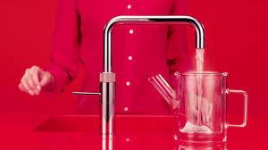 quooker fusion square der kochend wasserhahn