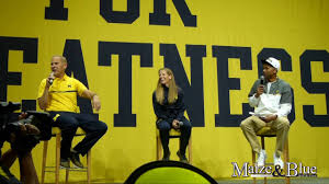 John Beilein And Kim Barnes Arico At Nike Unveiling - YouTube Megan Duffy Coachmeganduffy Twitter Michigan Womens Sketball Coach Kim Barnes Arico Talks About Coach Of The Year Youtube Kba_goblue Katelynn Flaherty A Shooters Story University Earns Wnit Bid Hosts Wright State On Wednesday The Changed Culture At St Johns Newsday Media Tweets By Kateflaherty24 Cece Won All Around In Her 1st Ums Preps For Big Reunion