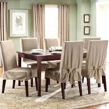 Dining Table Chairs Covers Outstanding The Best Room Chair Slipcovers Ideas On In