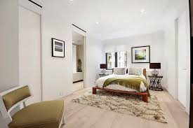 A Touch Of Green For The Elegant Bedroom In White Design Studio D