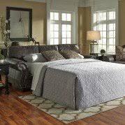 Levon Charcoal Queen Sofa Sleeper by Sleeper Sofas Furniture Cart