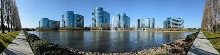 Oracle Headquarters In Redwood Shores California