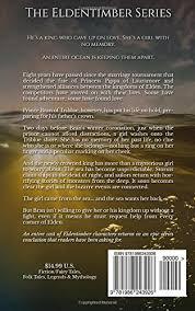 Elodie Of The Sea Eldentimber Series Volume 5 Shari L Tapscott 9781986243926 Amazon Books