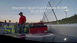 Wisconsin Sport Trucks 05-25-2017 - YouTube