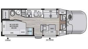 2018 REV 24CB Floor Plan