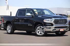 100 Dodge Longhorn Truck New 2019 RAM AllNew 1500 Laramie 4D Crew Cab In Yuba City