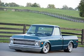 100 Chevy Truck 1970 A C10 That Went From High School Ride To Autocross Corner