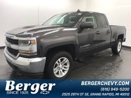 100 Trucks For Sale In Grand Rapids Mi Used 2016 Chevrolet Silverado 1500 For Sale In MI