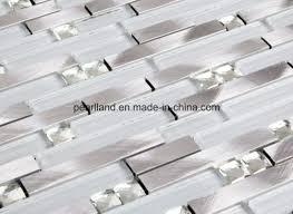 china aluminiummosaik fliesen matel glas deckt dekoration